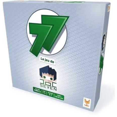 TOPI-PELIT 77 Doc Seven Game - Juhlapelit