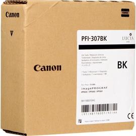 Canon PFI-307BK, mustekasetti