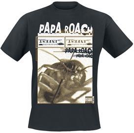 Papa Roach - Infest - T-paita - Miehet - Musta