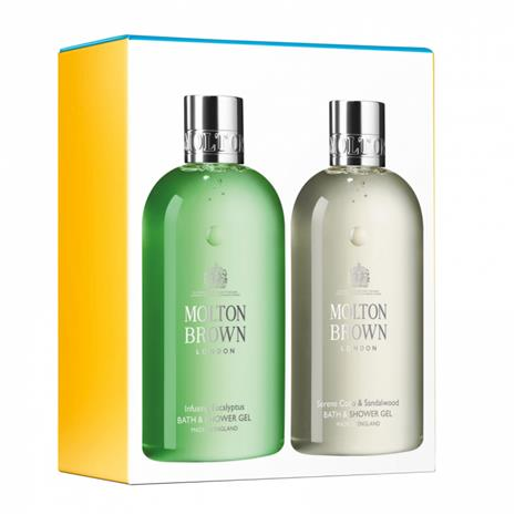 Molton Brown Aromatic & Woody Gift Set