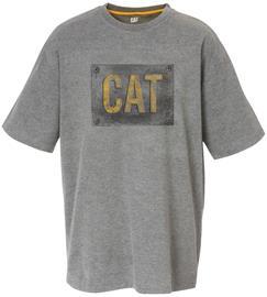 CAT Plate miesten t-paita