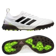 adidas Copa 20.1 TF Uniforia - Valkoinen/Musta/Vihreä