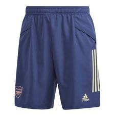 Arsenal Shortsit Downtown - Navy/Keltainen