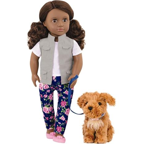 Our Generation - Malia Doll and Pet Poodle (731202)
