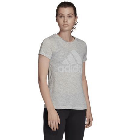Adidas W WINNERS TEE WHITE MELANGE