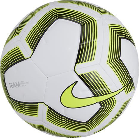 Nike STRIKE PRO TEAM WHITE/YELLOW