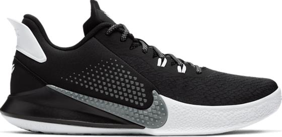 Nike MAMBA FURY BLACK/SMOKE GREY-W