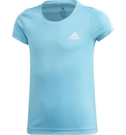 Adidas G TR EQ TEE BRIGHT CYAN