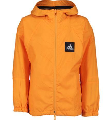 Adidas J PRIMEBLUE W N D JACKET REAL GOLD