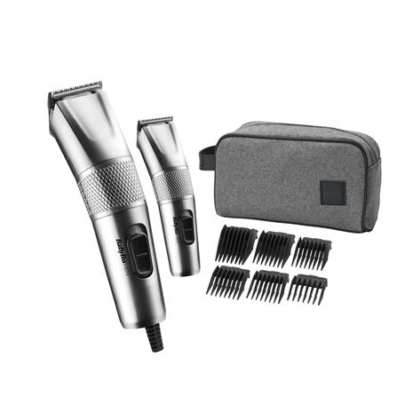 BaByliss for Men 7755PE The Steel Edition, kotiparturi