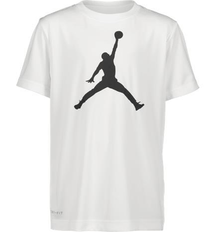 Jordan J JUMPMAN LOGO DF TEE WHITE