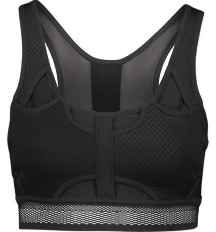 Nike W SWOOSH ULTRABREATHE BRA BLACK