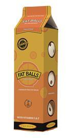 Fat Pipe Ball Can -pallotölkki