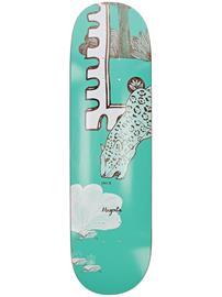 """Magenta Infinite Loop Jaguar 8.5"""""""" Skateboard Deck jaguar"""