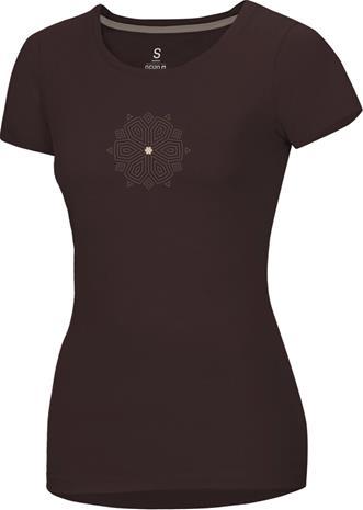 Ocun Classic T-Shirt Women, mandala chocolate
