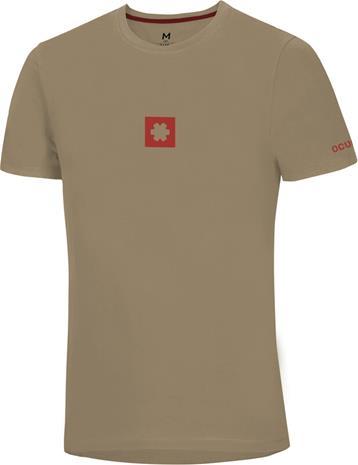 Ocun Logo T-Shirt Men, irish cream