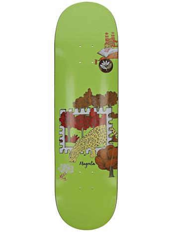 "Magenta Infinite Loop Stamp 8.4"""" Skateboard Deck stamp"