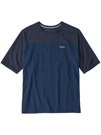 Patagonia Cotton In Conversion T-Shirt stone blue Miehet