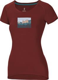 Ocun Raglan T-Shirt Women, adrspach chili oil
