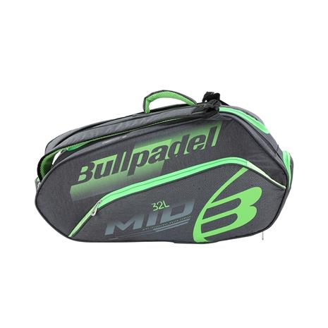 Bullpadel Mid Capacity 2020 Black/Green