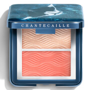 Chantecaille Radiance Chic Cheek and Highlighter Duo (Various Shades) - Coral