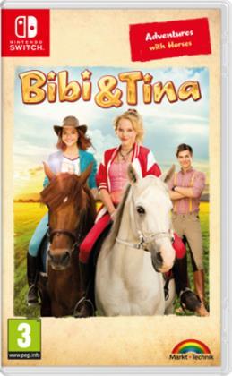 Bibi and Tina: Adventures With Horses, Nintendo Switch