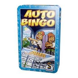 SCHMIDT SPIELE Taskupeli Auto Bingo