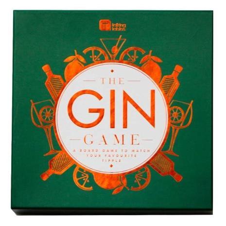 The Gin Game, lautapeli