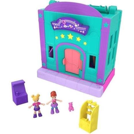 Polly Pocket - Polly Pocket Pelihuone - ikä 4 ja uudempi