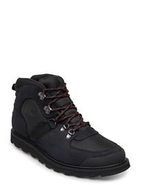 "Sorel Madsonâ""¢ Sport Hiker Waterproof Shoes Sport Shoes Outdoor/hiking Shoes Musta Sorel BLACK"