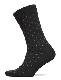 Egtved Egtved Socks Wool Underwear Socks Regular Socks Musta Egtved SVART