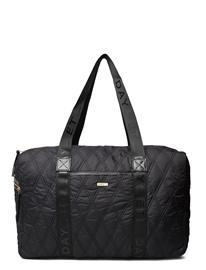 DAY et Day Gw Q Diamond Sporty Bags Weekend & Gym Bags Musta DAY Et BLACK