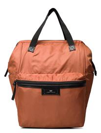 DAY et Day Gweneth Bp Frame Bags Backpacks Casual Backpacks Punainen DAY Et BURNT BRICK RED