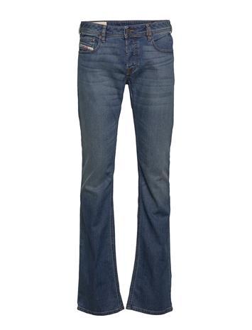 Diesel Men Zatiny-X L.34 Trousers Jeans Relaxed Sininen Diesel Men DENIM