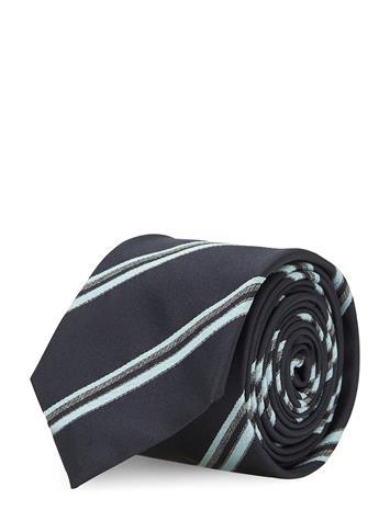 HUGO Tie Cm 6 Solmio Kravatti Sininen HUGO LIGHT/PASTEL BLUE
