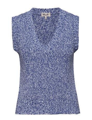 Baum und Pferdgarten Custella Knitwear Vests-indoor Sininen Baum Und Pferdgarten CLEMATIS BLUE MOULINä©