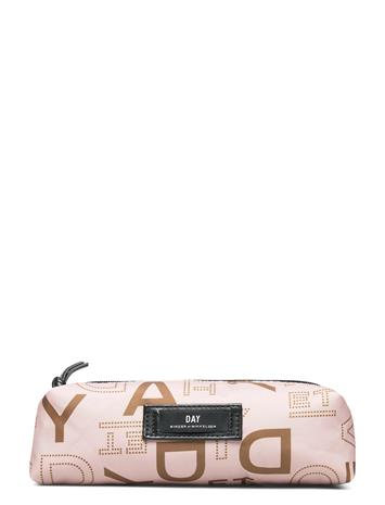 DAY et Day Gweneth P Logo Rotate Pencil Accessories Pencil Cases Beige DAY Et BRUSH BEIGE