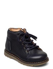 Bisgaard Bisgaard Sigurd Shoes Pre Walkers Beginner Shoes 18-25 Sininen Bisgaard NAVY