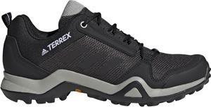 adidas TERREX AX3 Hiking Shoes Women, dgh solid grey/core black/purple tint
