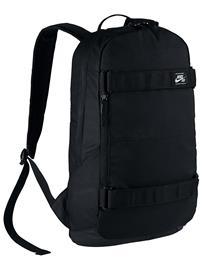 Nike Courthouse Backpack black / black / white Miehet