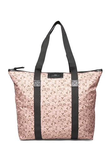 DAY et Day Gweneth P Logo Rotate Bag Bags Shoppers Casual Shoppers Beige DAY Et BRUSH BEIGE