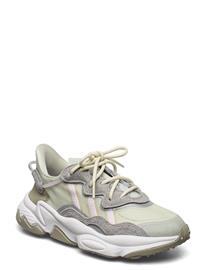 adidas Originals Ozweego W Matalavartiset Sneakerit Tennarit Vihreä Adidas Originals ASHSIL/PRPTNT/FEAGRY
