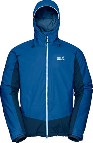 Jack Wolfskin Exolight Base Ski Jacket Men, electric blue