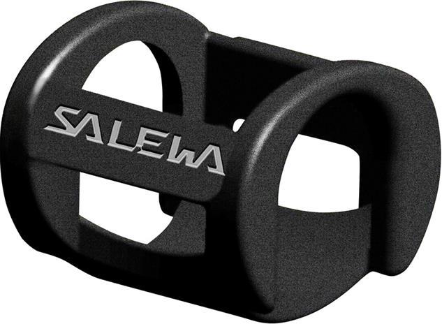 SALEWA Slingprotector Quickdraw 12mm, black