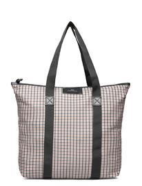DAY et Day Gweneth Spongy Bag Bags Shoppers Fashion Shoppers Monivärinen/Kuvioitu DAY Et MOONLIGHT BEIGE