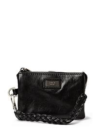 Adax Salerno Clutch Nille Bags Clutches Musta Adax BLACK