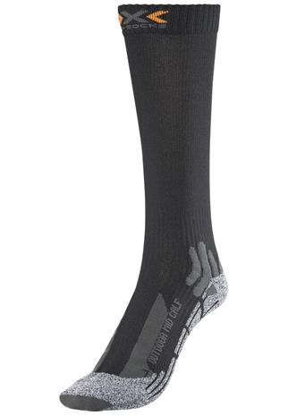 X-Socks Outdoor Mid Calf sukat, anthracite