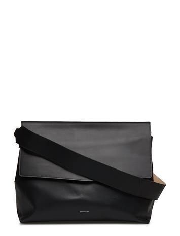 SANDQVIST Ines Bags Small Shoulder Bags - Crossbody Bags Musta SANDQVIST BLACK