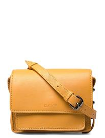 DAY et Day Cph Mini Cb Bags Small Shoulder Bags - Crossbody Bags Keltainen DAY Et BUCKTHORN BROWN