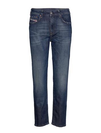 Diesel Women D-Joy L.34 Trousers Suorat Farkut Sininen Diesel Women DENIM